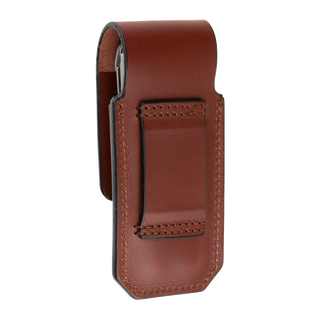 Back of Leather Ainsworth Sheath by Leatherman Tool Group