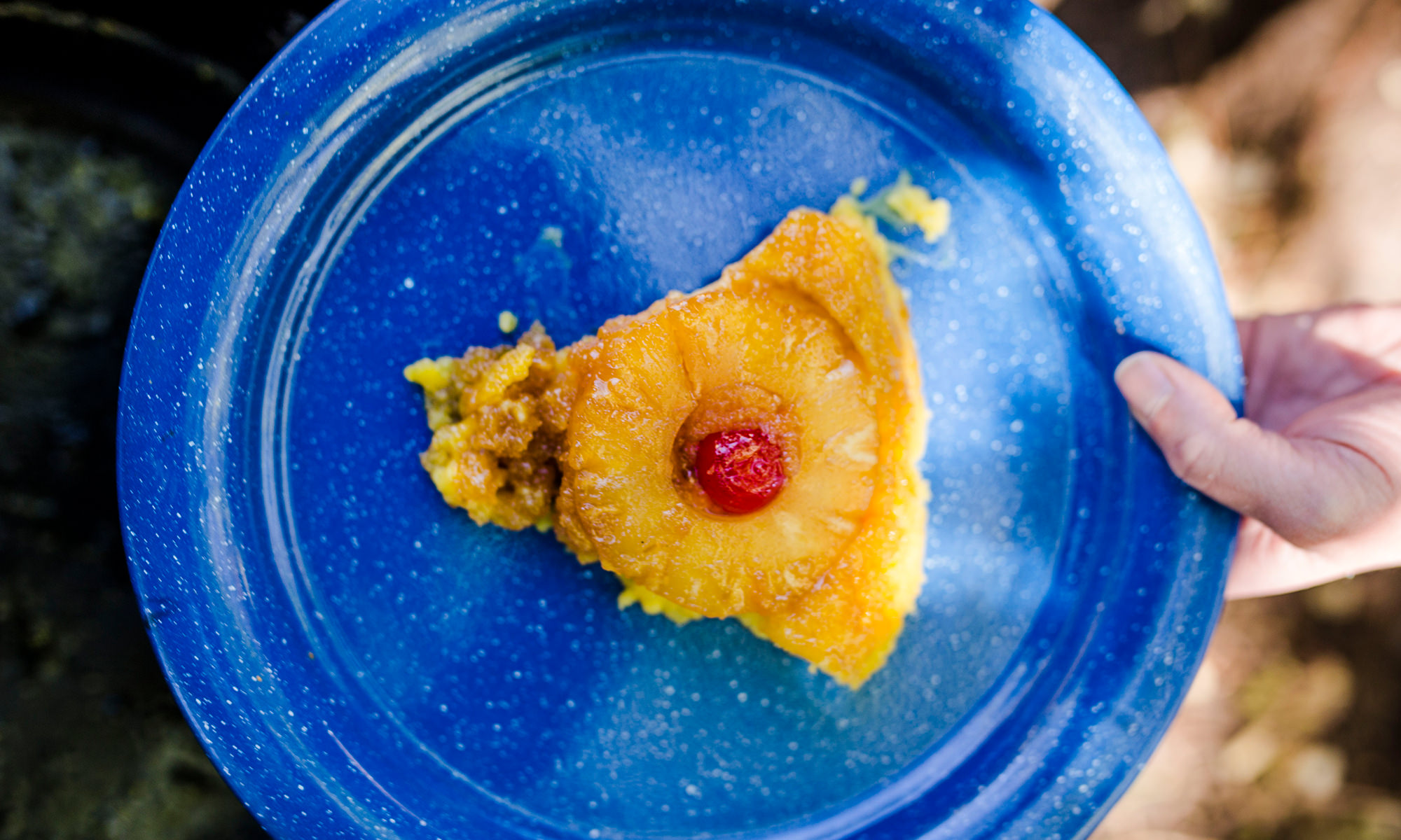Dutch Oven Cooking: Pineapple Upside Down Cake