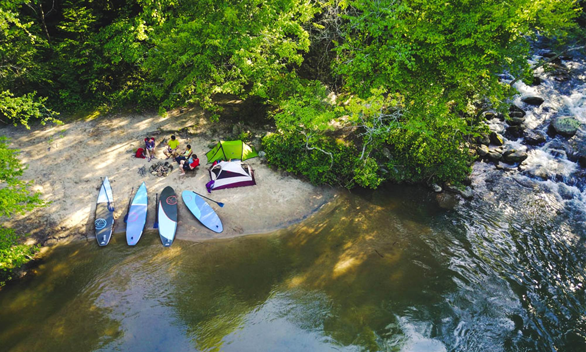 How to Prepare for a SUP Camping Trip