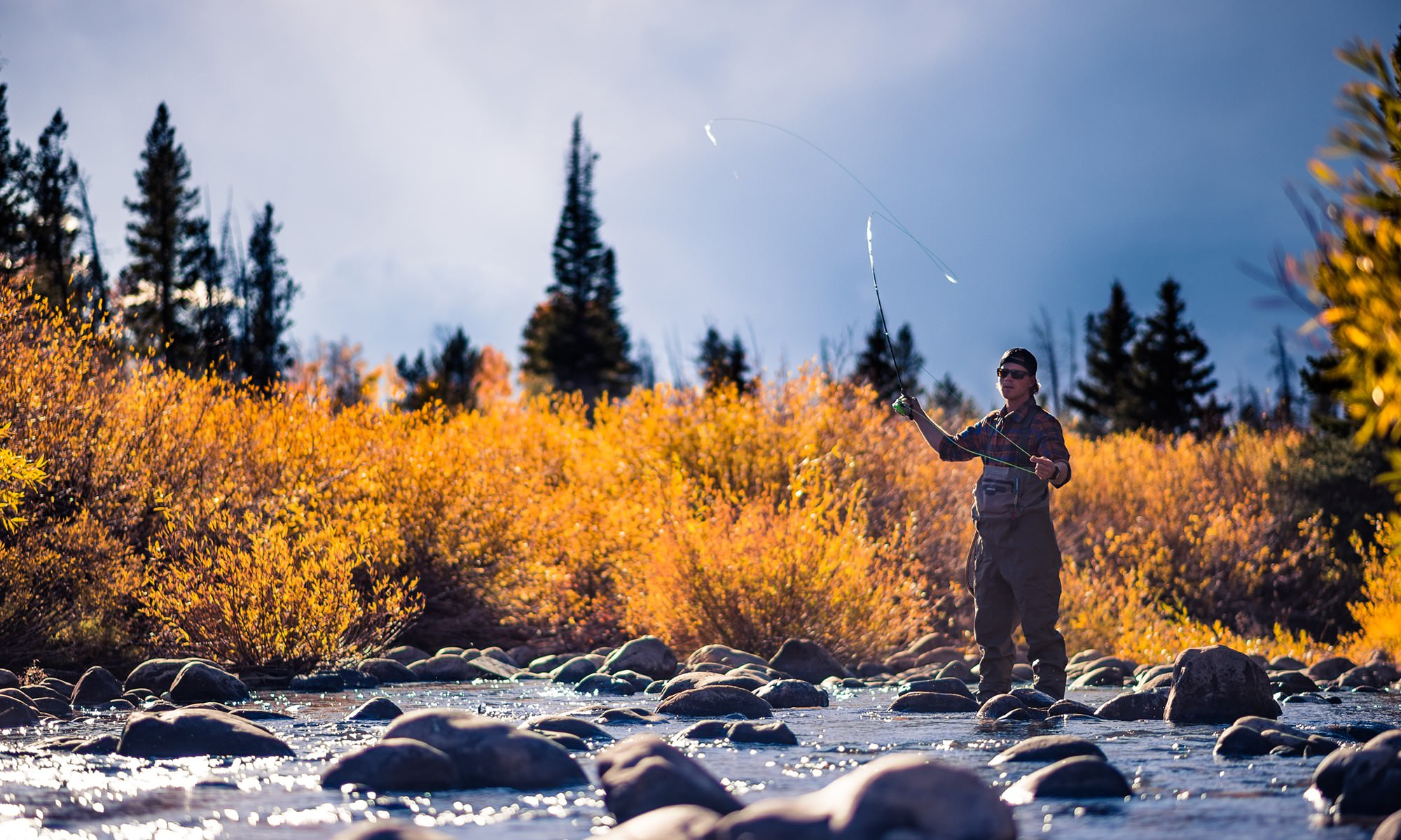 Best Fly Fishing Areas in the Mountainous West