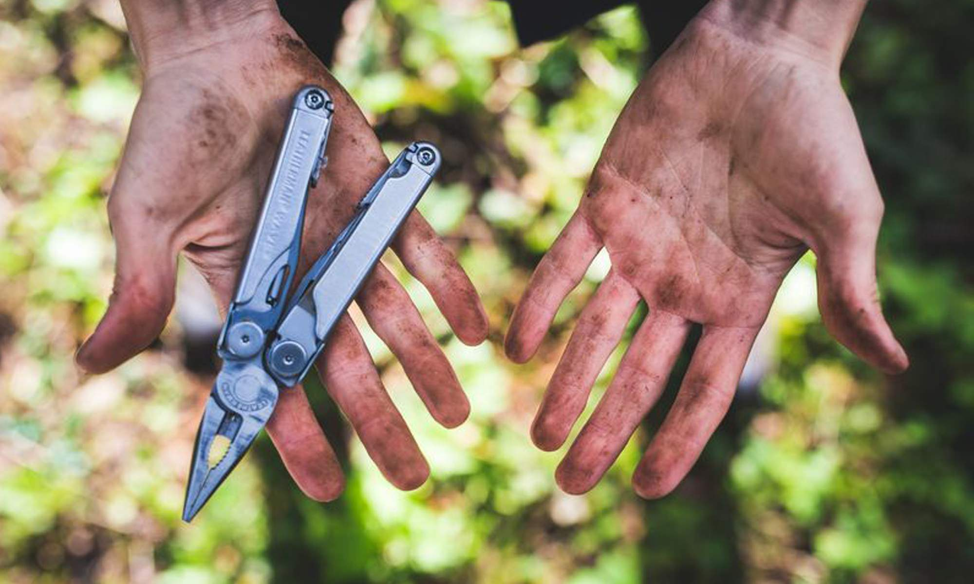 10 Ways A Leatherman Will Help You Survive
