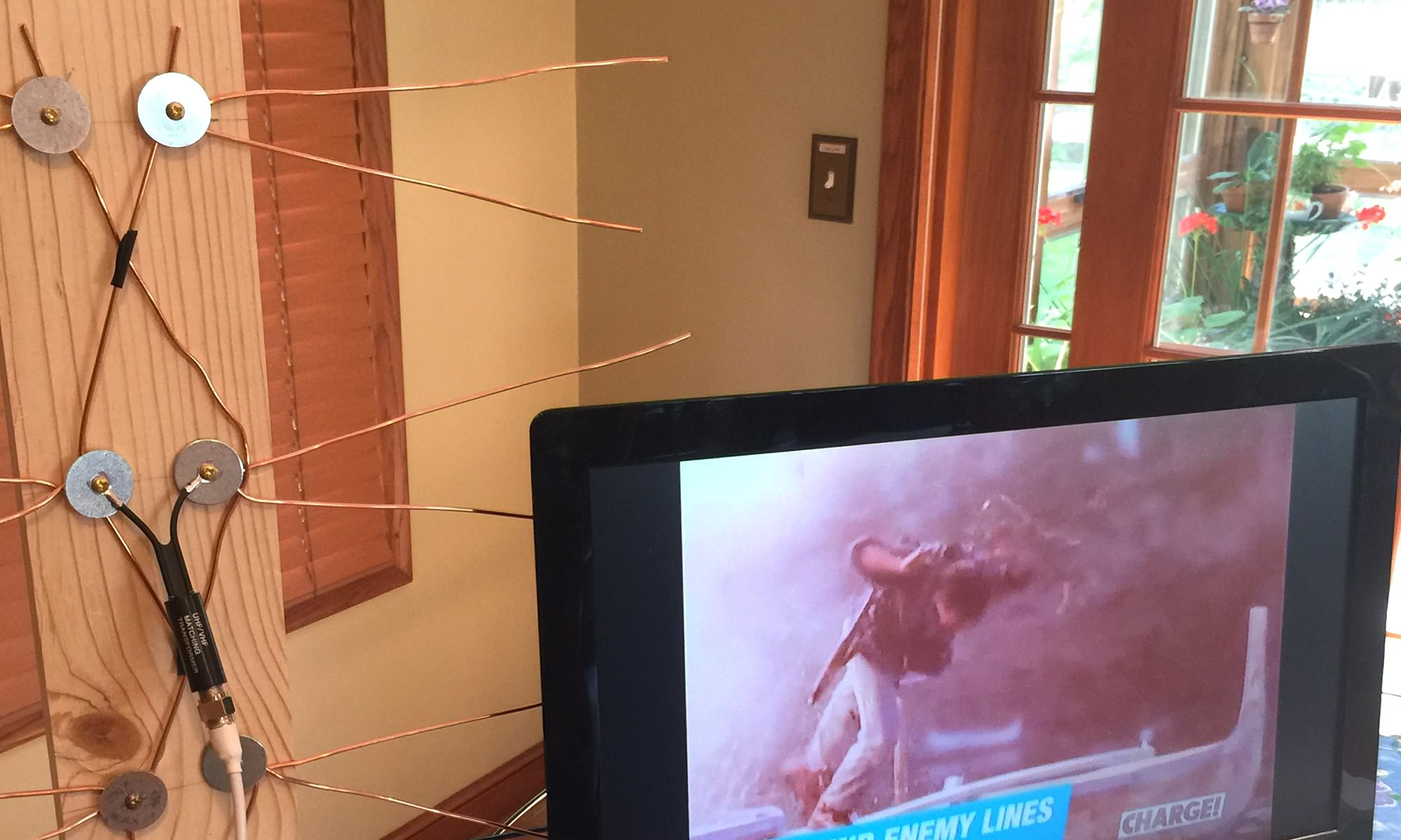 How to Make a Digital TV Antenna